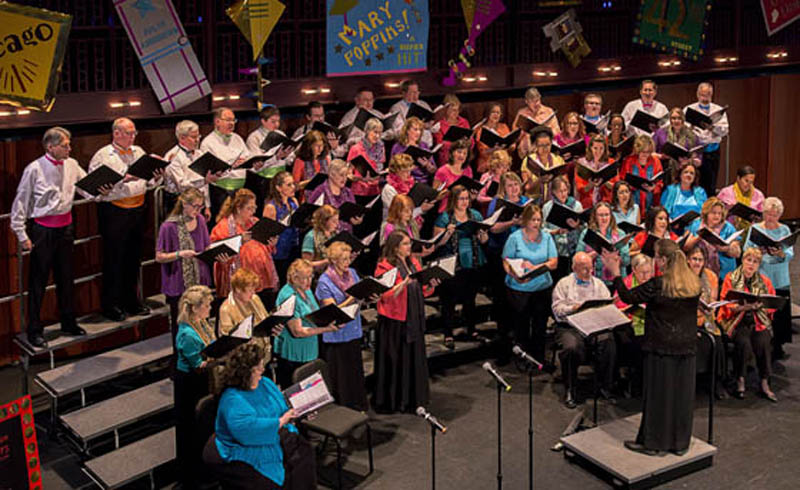 New Dominion Choraliers